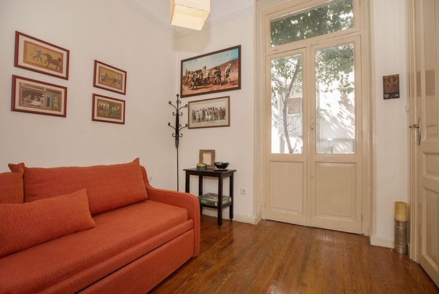Apartment in Athens, Amerikis Sq.