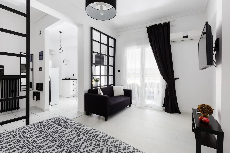 Studio-apartment in Ambelokipi