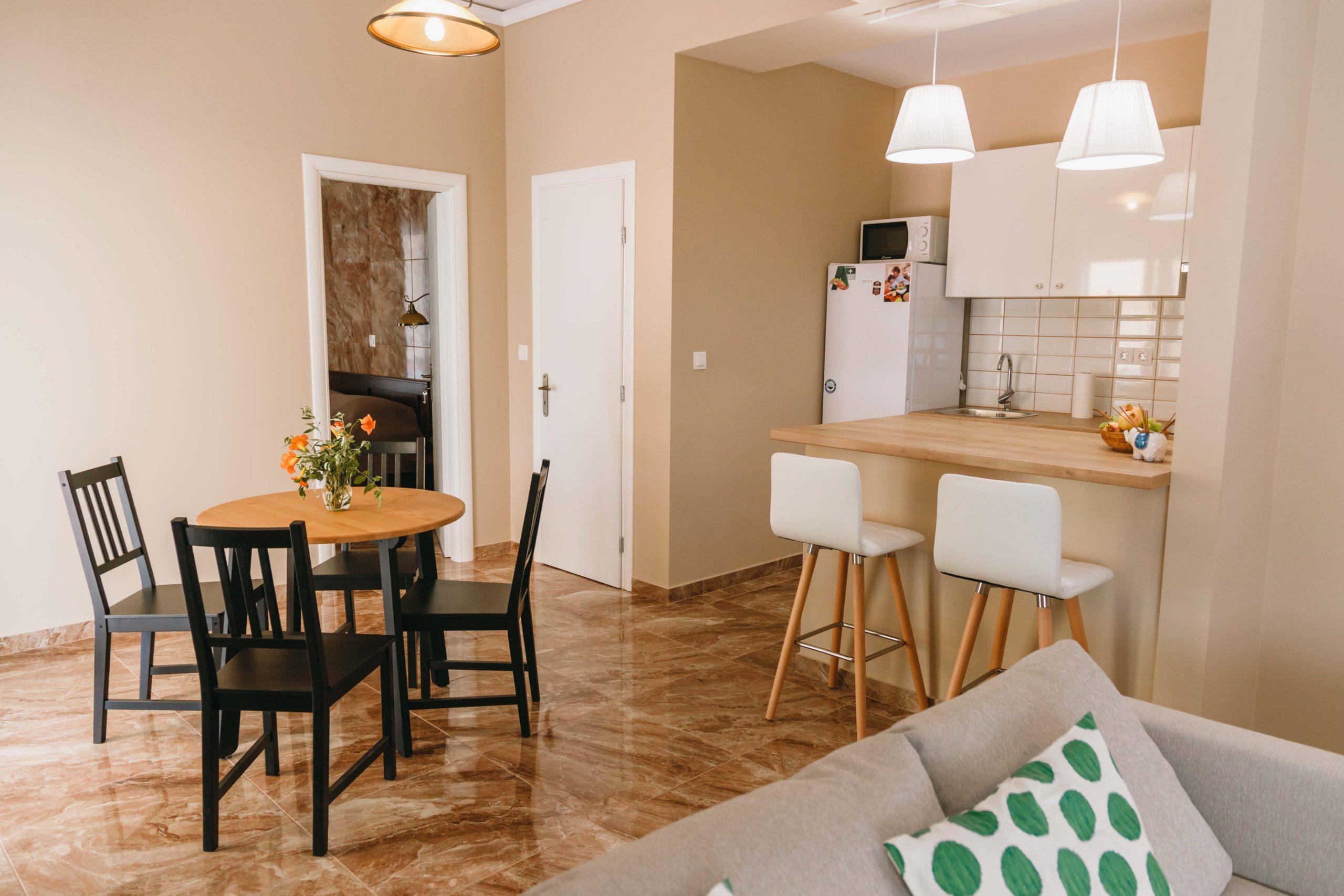 Apartment of 63sq.m in Neos Kosmos