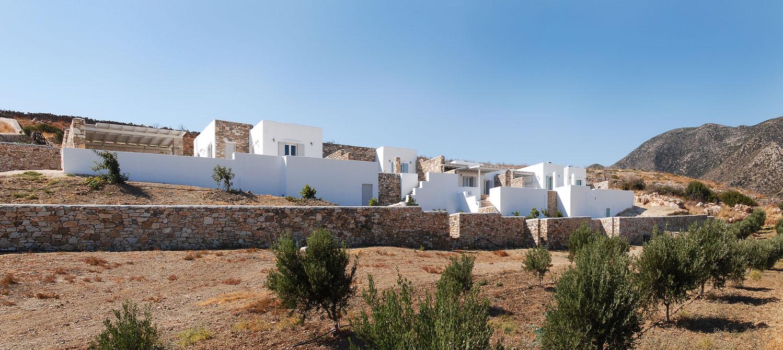 Villas Complex, Paros island/Greece